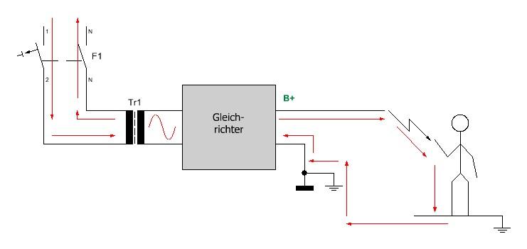 Transformator galvanische trennung